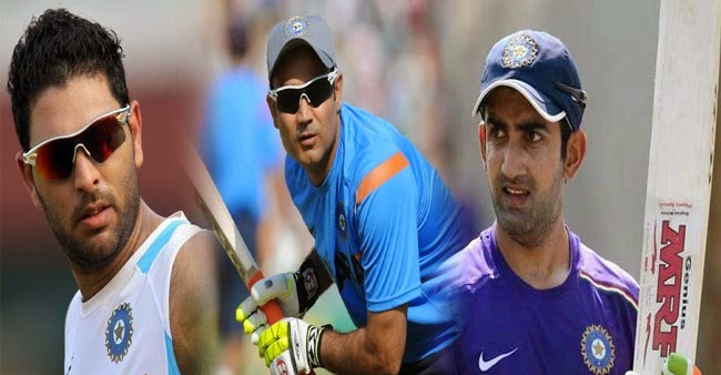 2014-15 BCCI Contract List : No place for Gambhir and Yuvraj