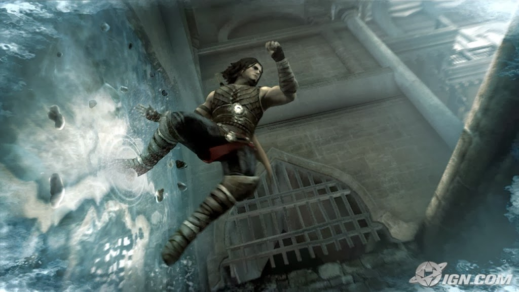 Prince of Persia The Forgotten Sands - Review