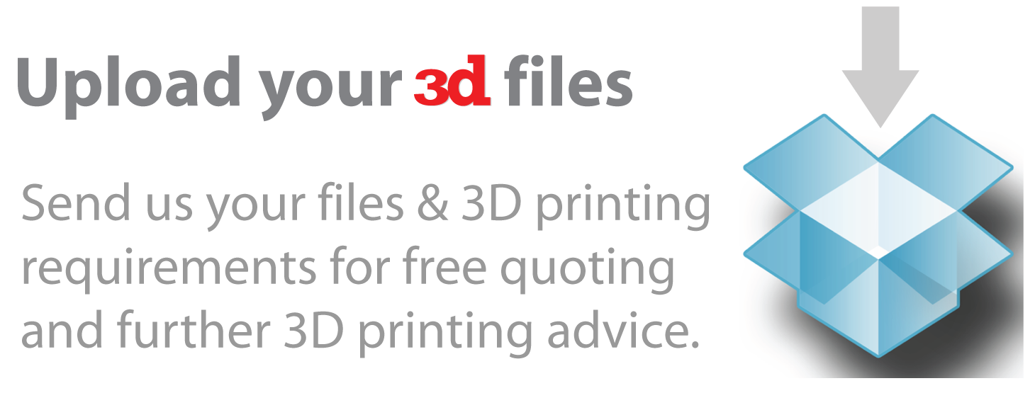 Quick & High Quality 3D Printing Services