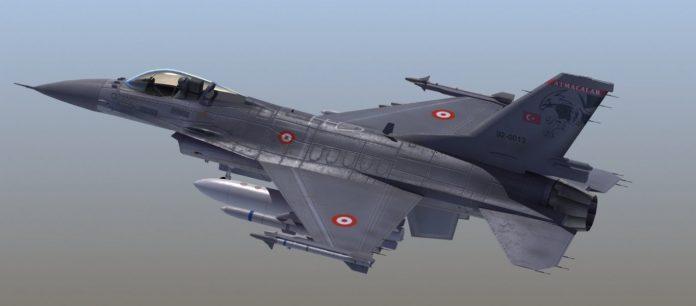 Τουρκικό μαχητικό πέταξε πάνω από τα κεφάλια της ελληνικής φρουράς στο Φαρμακονήσι !