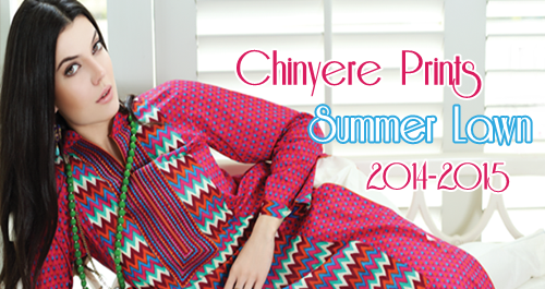 Chinyere Summer Collection 2014-2015