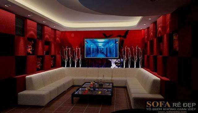 Sofa karaoke k008
