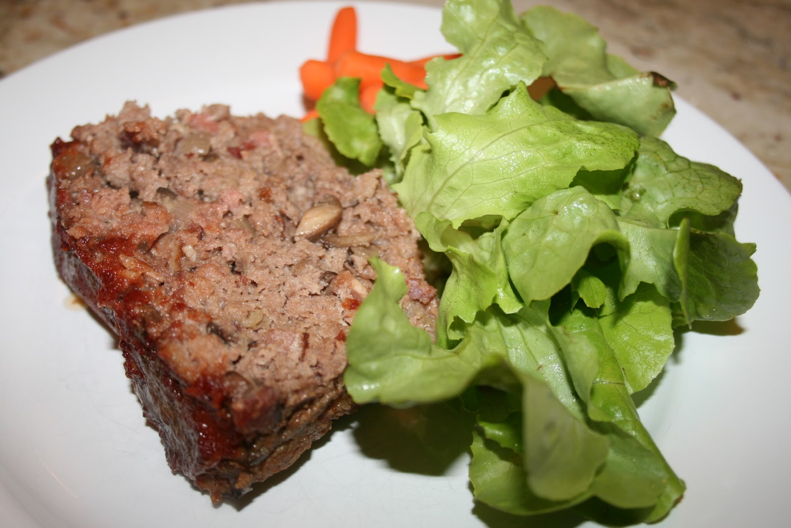 have literally never made meat loaf until now my mom made it when i ...