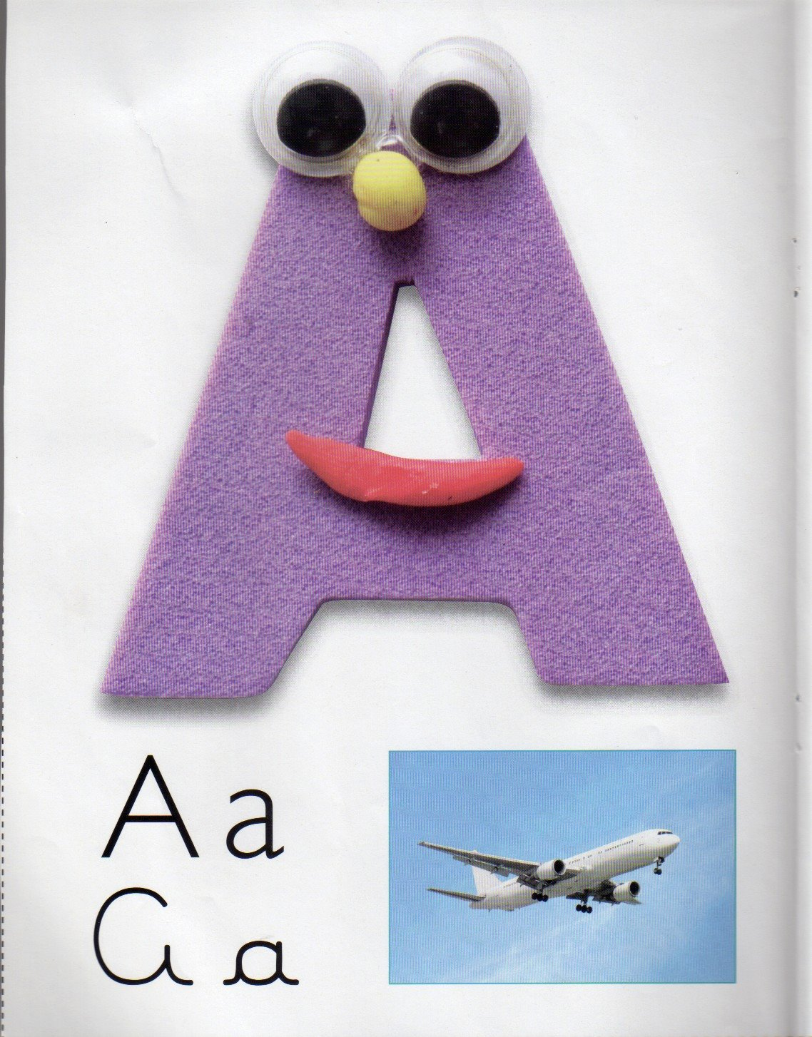 Alfabeto De E V A Colorido