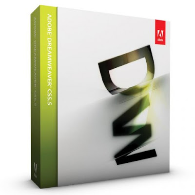 Adobe Dreamweaver CS5.5 key