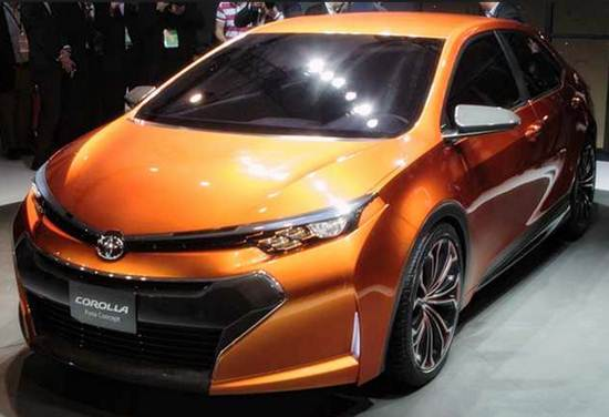 2017 Toyota Corolla Changes Release Date
