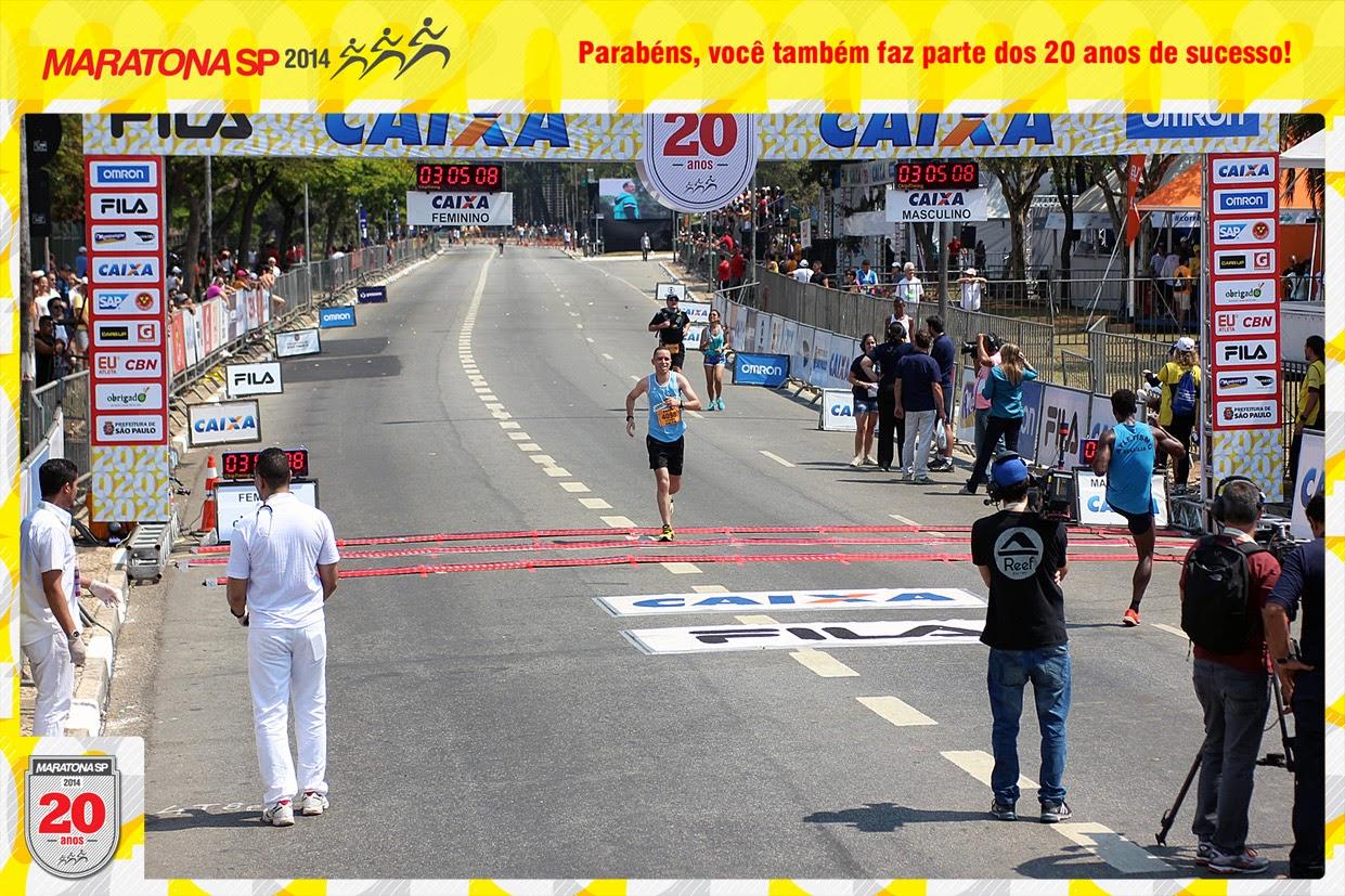 Maratona de São Paulo 2014