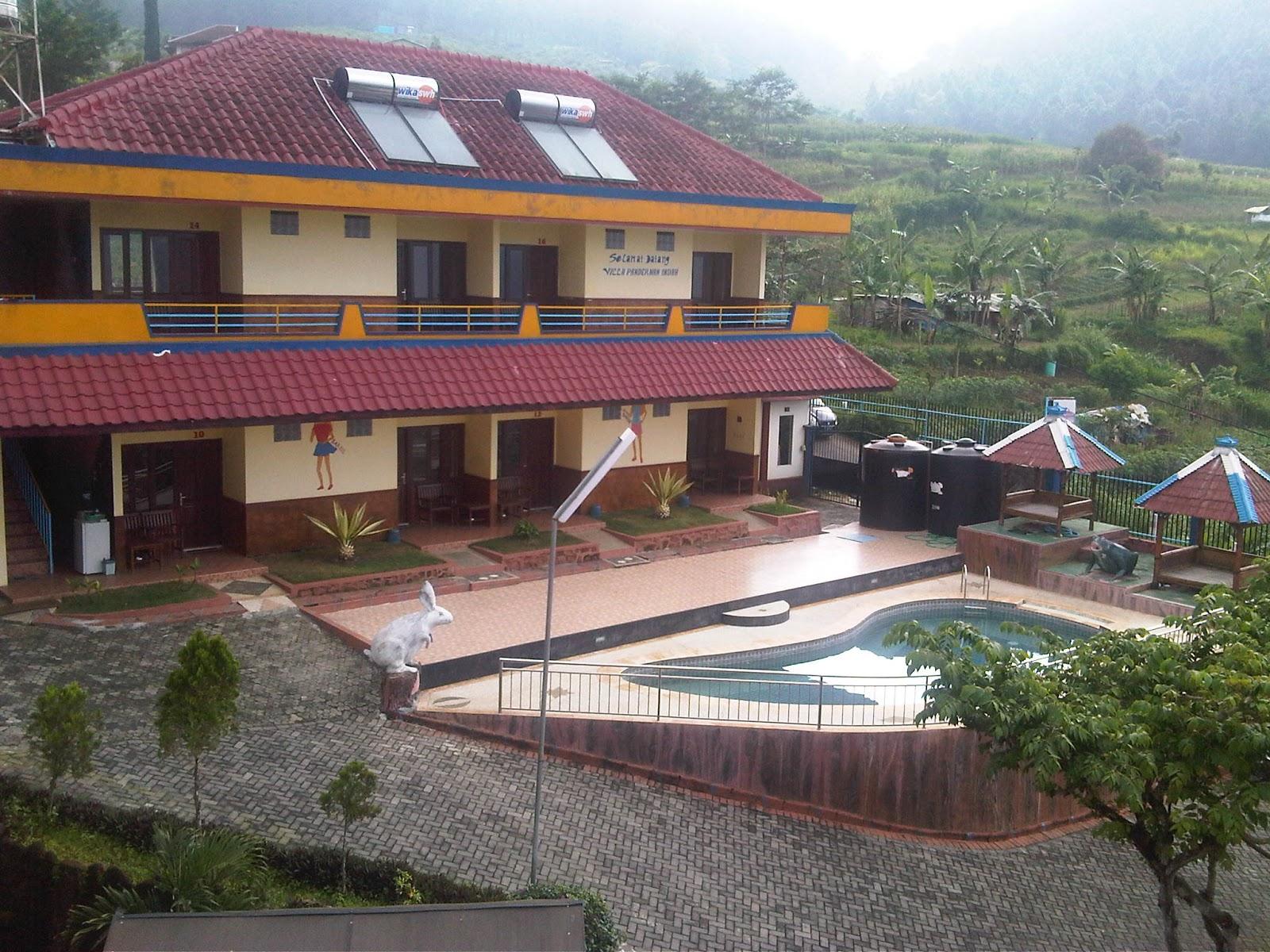 Daftar Hotel Dan Penginapan Murah Di Kota Batu Malang Jawa Timur