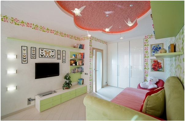 Key interiors by shinay 15 modern girl room spaces - Ultra modern bedrooms for girls ...