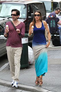 SOFIA VERGARA Out And About on Manhattan fith a friend