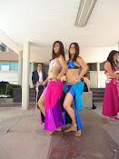 vestuarios danza arabe