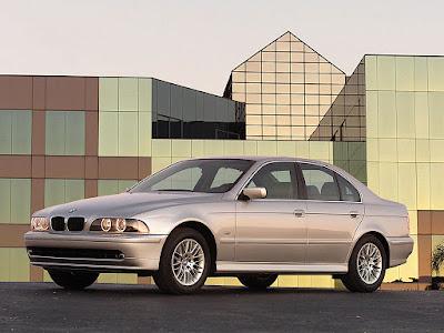 Foto Eksterior BMW 523i E39