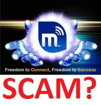 M Mobile scam or not
