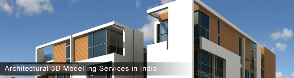 Architectural 3D Modelling Services in India