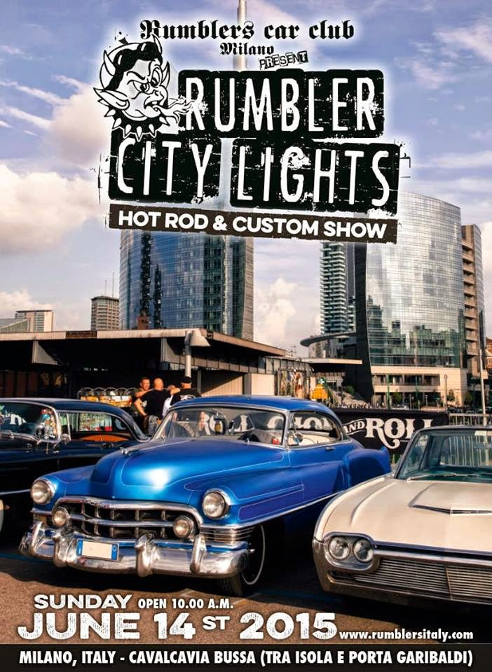 Rumbler City Lights 2015