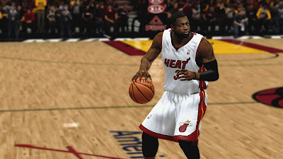 NBA 2K13 Dwyane Wade Best Face Update