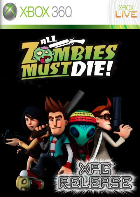 Zombie Games For Xbox 360 : Lukas downloads gratis all zombies must die xbox