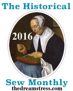 The Historic Sew Monthly 2016