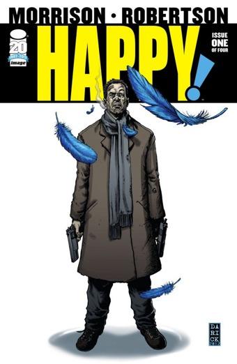 Happy # 1 - Grant Morrison Darick Robertson