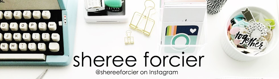Sheree Forcier Blog