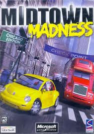 Free Download Midtown Madness Game latest version pc game