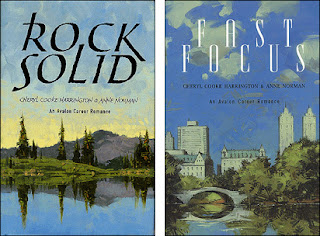 Rock Solid and Fast Focus, by Cheryl Cooke Harrington and Anne Norman