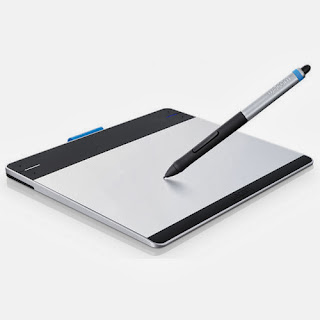 Wacom Intuos small Creative Touch Tablet