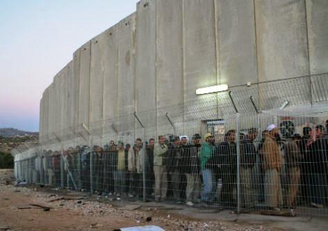 A brutalidade da ocupação israelense e o Muro do Apartheid