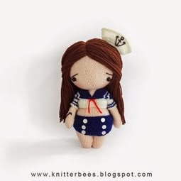 Pin up girl - Sailor girl