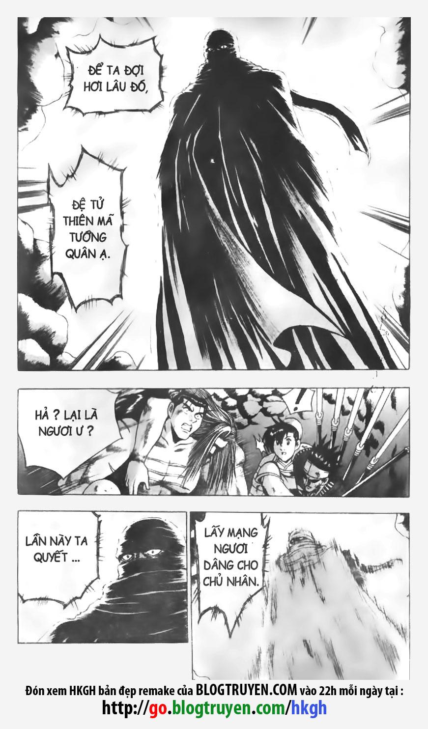 Hiệp Khách Giang Hồ chap 133 page 23 - IZTruyenTranh.com
