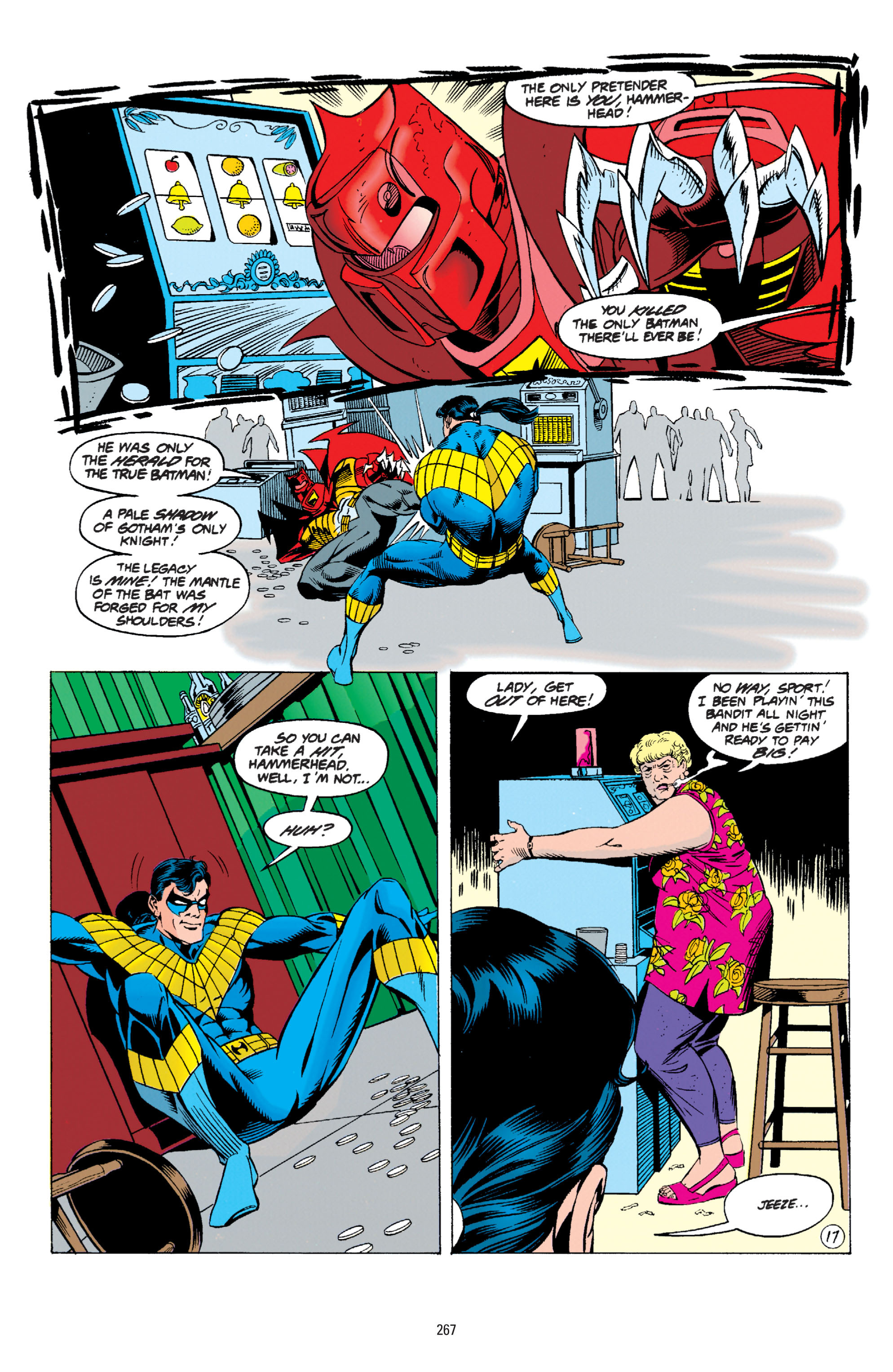 Detective Comics (1937) Issue #677 Page 17