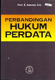 Sejarah Penerapan Hukum Perdata di Indonesia