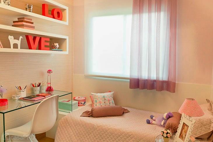 Diseño de habitaciones juveniles y femeninas : decoración del ...