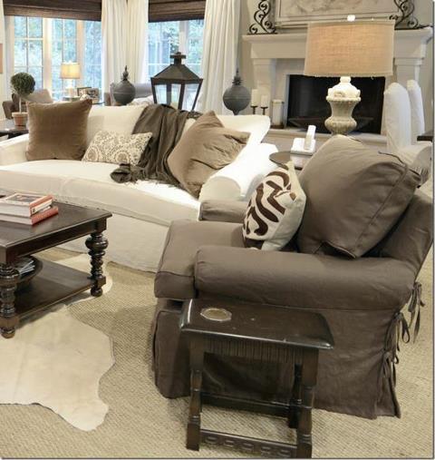 أطقم كنب وديكورات غرف جلوس   Decorations living rooms