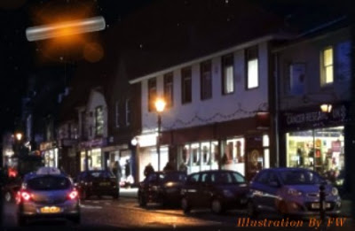 UFO Over Leighton Buzzard, Great Britain