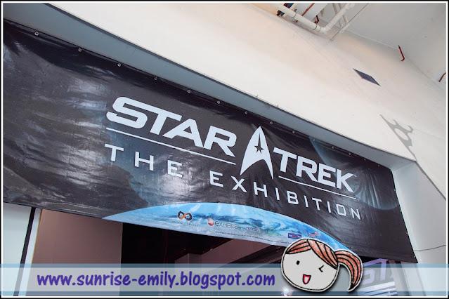 Star- Star Trek Exhibition @ National Science Centre
