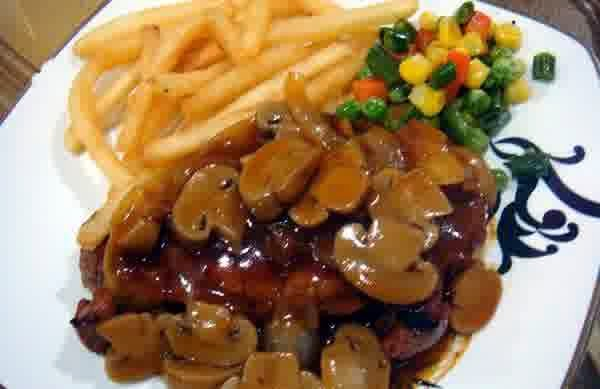 Resep Membuat Steak Ayam ( Chicken Steak ) Enak