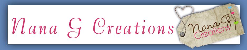 Nana G's Creations