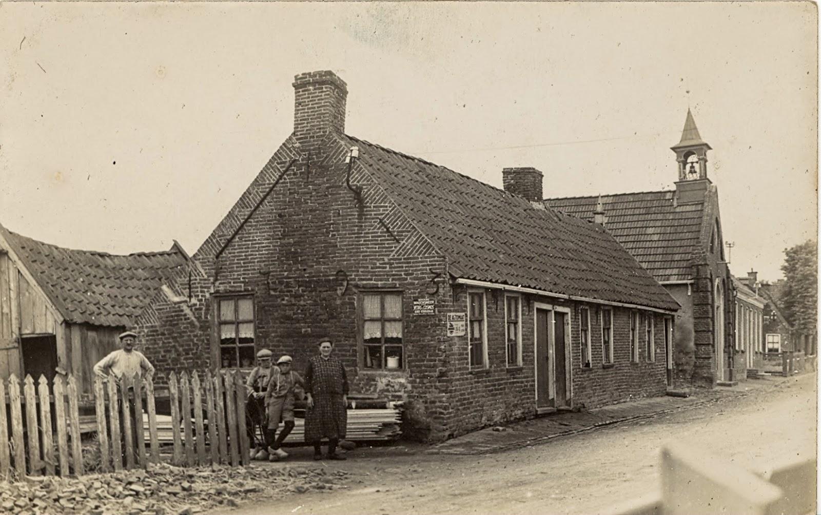 Hvtp kerken diaconiehuis ten post - Oude huis fotos ...