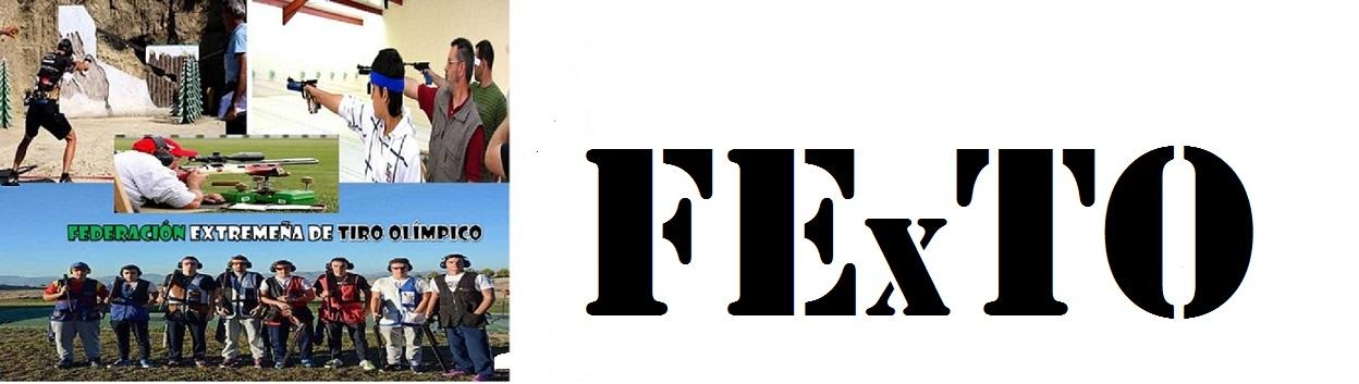 Federación Extremeña de Tiro Olímpico - Fedexto - Fedextiro - Fexto