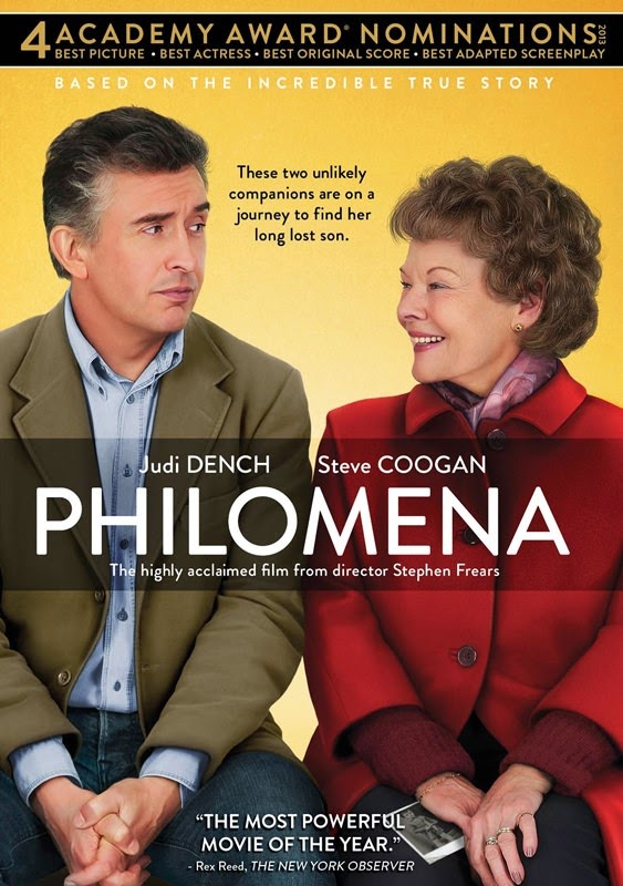 philomena academy awards nominations