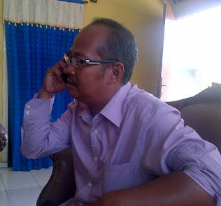Ivan Dayak ketua LBC Jambi