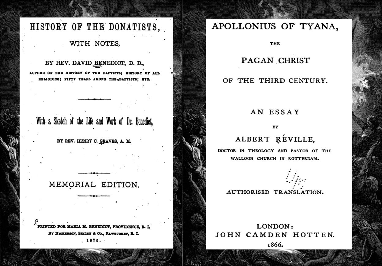 the pleroma an essay on the origin of christianity The pleroma : an essay on the origin of christianity the pleroma, an essay on the origin of christianity aug 27, 2008 08/08 by carus, paul, 1852-1919.