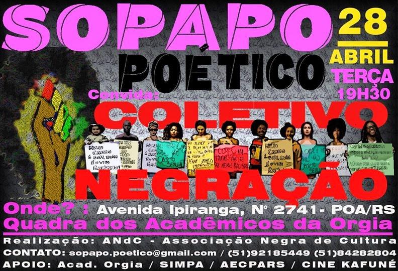 Arte e Poesia Negra