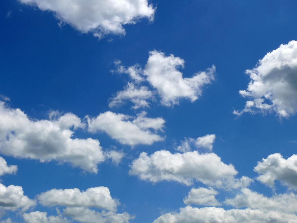 Cloudy Blue Sky Beautiful Nature Images And Wallpapers