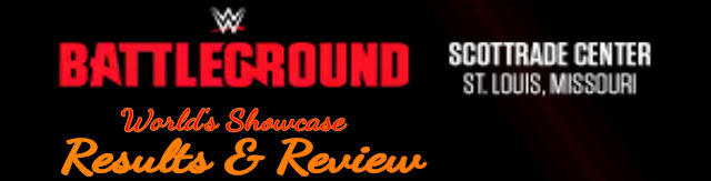 WWE Battleground 2015 - Review & Results
