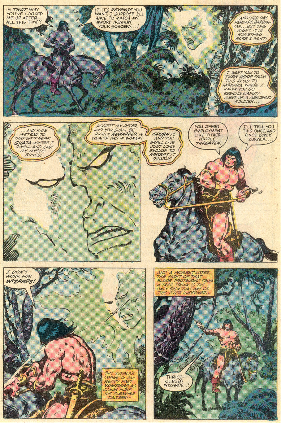 Conan the Barbarian (1970) Issue #115 #127 - English 4