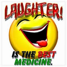 medicine, best medicine,laugh,laughter, TNB bill, cooking oil, chinaman, gift, his wife, new car