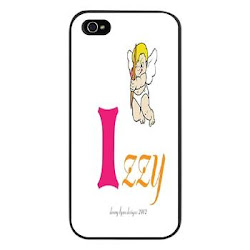 Izzy Name iPhone 5 Case