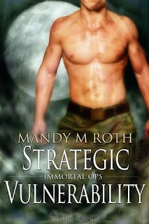 Review: Strategic Vulnerability by Mandy M Roth